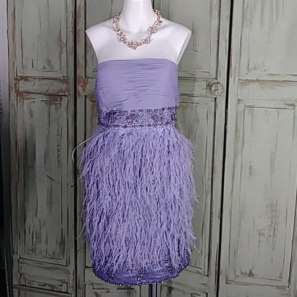 Sue Wong Evening Dresses Purple